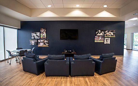 Minnesota Twins Tv Lounge