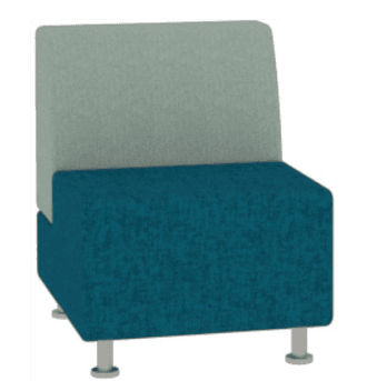 Lucy Low Back Lounge Chair