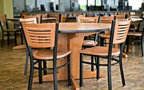 Round Sherwood Tables