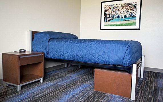 Minnesota Twins Bed