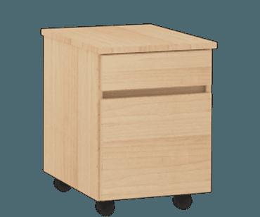 Alcove Mobile Pedestal