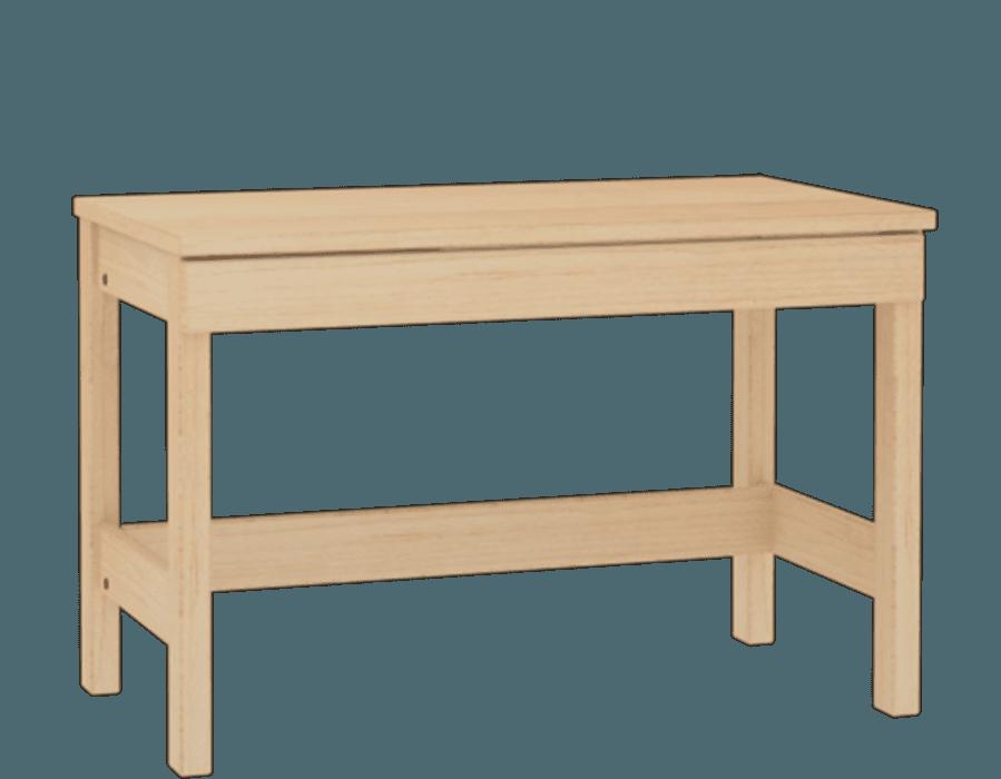 Rh Open Leg Desk