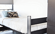 Essix Bed with wing