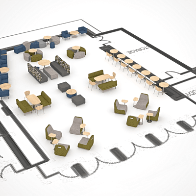 Space Planning Design Services
