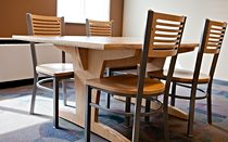 Sherwood Dining Table with Melissa Anne Chairs