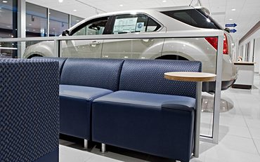Kool Chevrolet Tablet Armchair