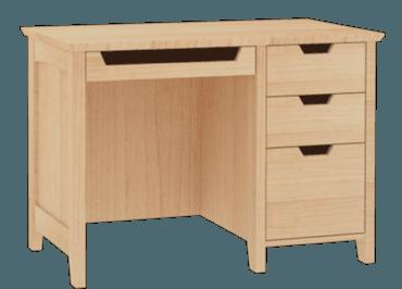 Shaker Desk With Bbf