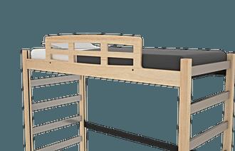 Rectangular Cut Outs Guard Rail