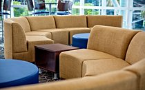 Lucy Curved Sectional FIU