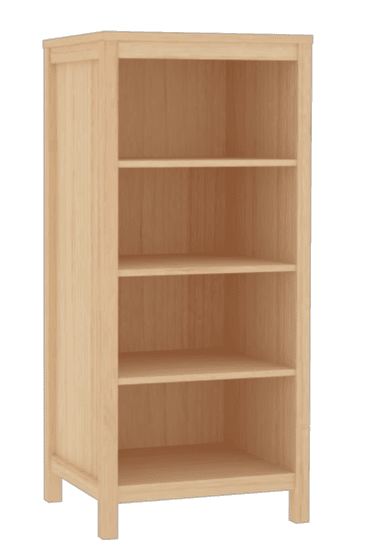 Westwood 4 Shelf Bookshelf